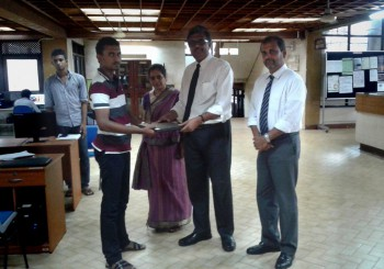 Laptops Lending Service Started at the Library