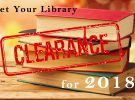 Issuing Library Clearance Certificates – Convocation 2018