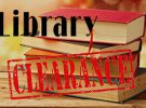 Issuing Library Clearance Certificates – Convocation 2019
