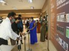 Launching of the Digital Wall at the Library